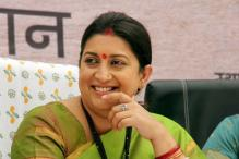 Smriti Irani Throws a Triple Talaq Challenge to Mamata Banerjee