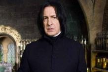 Remembering Alan Rickman: A Look Back at All the Scenes of Severus Snape