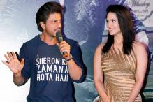 Wanted to Dance on 'Laila O Laila' with Sunny Leone: Shah Rukh Khan