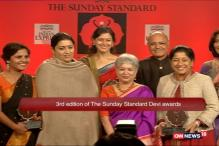 Highlights of The Sunday Standard Devi Award 2016