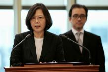 Taiwan President Heads to US as Beijing Watches