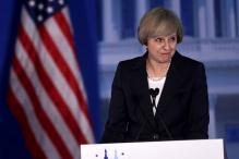 British PM Does 'Not Agree' With Trump Immigration Policy