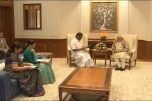 Jallikattu Row: Tamil Nadu CM Panneerselvam Meets PM Modi