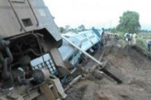 10 Coaches of Ranikhet Express Derails in Jaisalmer, Many Injured