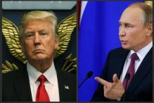 Trump, Putin Discuss Syria Ceasefire in First Talks Since US Air Strikes
