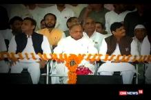 Virtuosity: Rift in Samajwadi Party over Cycle Symbol