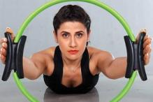 Yasmin Karachiwala's Pilates Workout For Core Strength