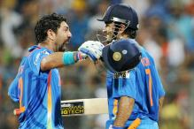 Yuvraj Singh 'Interviews' MS Dhoni, Also Thanks Him for Three ICC Titles