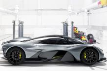 Aston Martin AM-RB 001 to Be Unveiled at 2017 Canadian International Auto Show