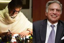 Amitabh Bachchan, Ratan Tata to Fund Cancer Survivor's Book on Cancer