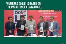 Aakash Chopra Launches New Book - 'Number Do Lie'