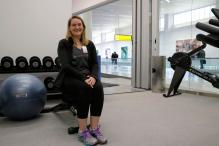 How about a workout at an airport gym during long layovers?