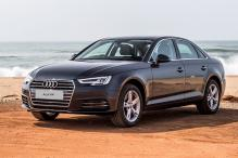 Audi A4 Diesel Launched in India at Rs 40.2 Lakh