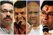 BMC Election Result 2017 Live: Shiv Sena, BJP Celebrate; Setback for Congress-NCP
