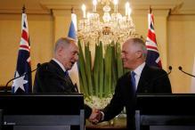 Israeli PM Benjamin Netanyahu Arrives in Australia Amid Palestine Controversy