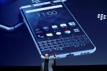 Blackberry KEYone With Android 7.1 Launched in MWC Barcelona