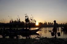 BSF Finds Three Abandoned Pakistani Boats Off Gujarat Coast