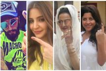 BMC Polls 2017: Rekha, Gulzar, Zoya Akhtar Come Out to Vote
