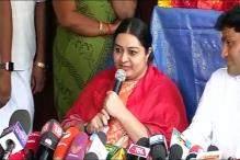 Deepa Launches Political Forum on Jayalalithaa's 69th Birth Anniversary