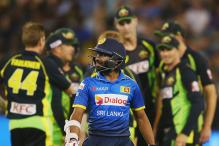 Sri Lanka's Niroshan Dickwella Gets Two-Match Ban for Dissent