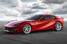 Ferrari 812 Superfast Unveiled: The Most Powerful Ferrari Yet, Keeps the V12 Engine Alive