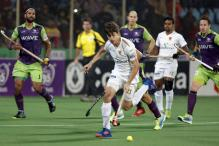 HIL 2017: Skipper Fuchs' Goal Guides Mumbai to 3-2 Win Over Delhi