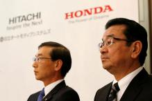 Honda, Hitachi Automotive to Form Joint Venture For Electric Vehicle Motor