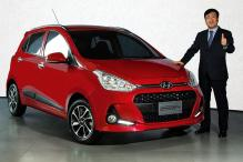New Hyundai Grand i10 Facelift Launched at Rs 4.58 Lakh
