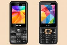 Intex Launches Two Feature Phones With Upto 4,000 mAh Battery