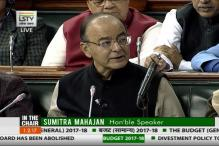 Watch: Finance Minister Arun Jaitley's Budget Speech In Parliament