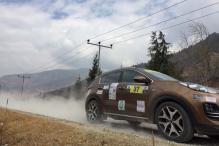 JK Himalayan Drive: Asgar Ali Leads After Second Leg