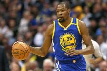 NBA Superstar Kevin Durant to Visit the Taj Mahal