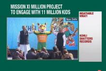 'Kheleo' Unveiled as Official Mascot For FIFA U-17 World Cup India 2017