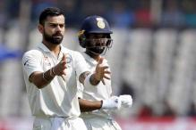 India vs Bangladesh, Day 2: Superman Kohli & Saha Steal Show