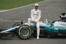 Lewis Hamilton Hails 'Awesome' New Mercedes W08 Car