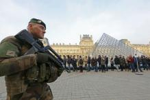 French Soldier Fires on Man Trying to Enter Louvre Museum, Man Wounded