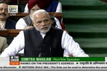 Parliament Live: Lok Sabha and State Polls Should be Held Together, Says PM Modi