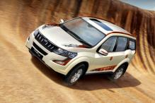 Mahindra XUV500 Sportz Edition Launched at Rs 16.6 Lakh