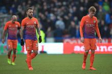 FA Cup: Lacklustre Manchester City Held by Huddersfield