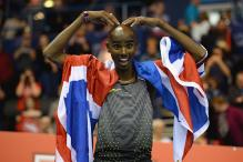 Birmingham Indoor Grand Prix: Mo Farah Bows Out With European Record