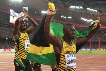 Usain Bolt Teammate Carter Appeals Against Olympic Doping Ruling