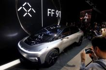 China-Backed Electric Vehicle Startup Faraday Future Scales Back US Plans