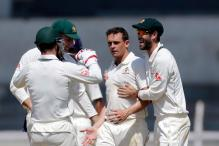 Steve O'Keefe Skips Lunch to Plan India's Downfall With Sriram