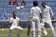 Steve O'Keefe, Steven Smith Put Australia on Top in Pune