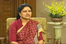 News360:I Will Take Amma's Path Forward: Sasikala