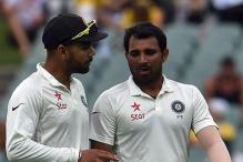 India vs Australia: Selectors Retain Same Squad, Shami Still Out