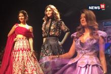 Galaxy of Stars Descend On Lakme Fashion Week Summer/Resort 2017 Runway