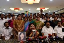 Falsehoods of Rebels, Rivals: Sasikala on MLAs 'Held Hostage'