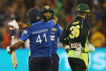 1st T20I: Sri Lanka Beat Australia in Last Ball Thriller