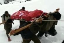 Army Jawan Battles Snow, Brings Mother's Body Back Home in J&K